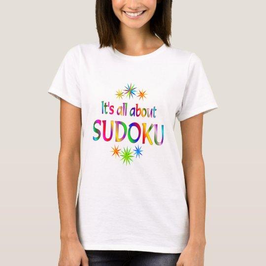 About Sudoku T-Shirt