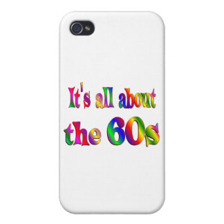 About the 60s iPhone 4 cases