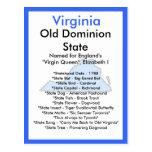 About Virginia Postcard