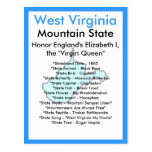 About West Virginia Post Cards