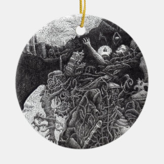 Above & Below by Brian Benson Christmas Ornament