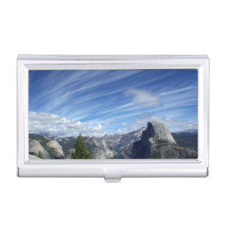Above Half Dome Business Card Holder