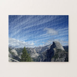 Above Half Dome Jigsaw Puzzle