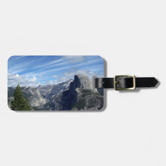 Above Half Dome Luggage Tag