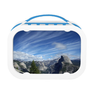 Above Half Dome Lunch Box