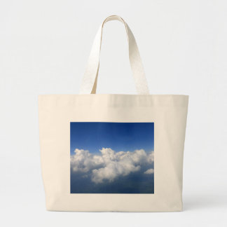 Above the clouds 03 canvas bag