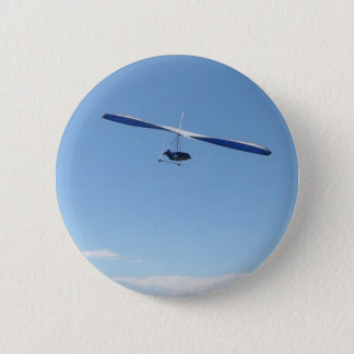 Above the Clouds 6 Cm Round Badge
