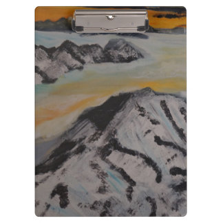Above the clouds clipboard