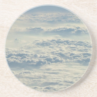 Above The Clouds custom coaster