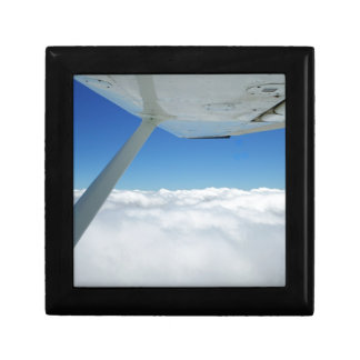Above the clouds gift box