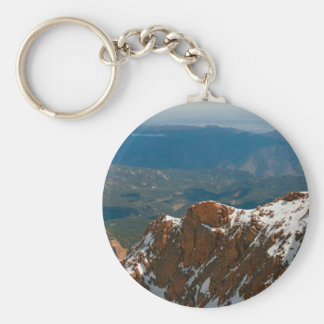 Above the Clouds Key Chains