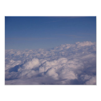 above the clouds posters