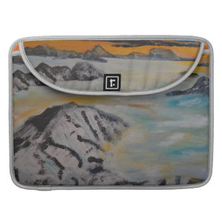 Above the clouds sleeve for MacBook pro