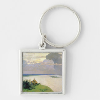 Above the Eternal Peace, 1894 Keychains