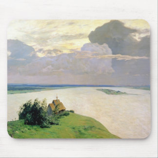 Above the Eternal Peace, 1894 Mouse Mat