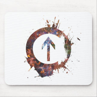 Above the Influence - Cosmic Mouse Pad