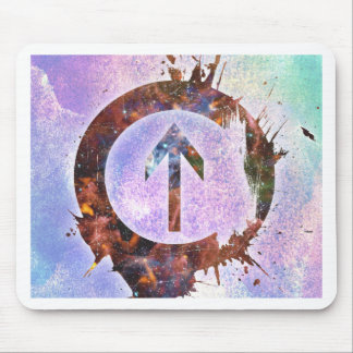 Above The Influence Mouse Pad