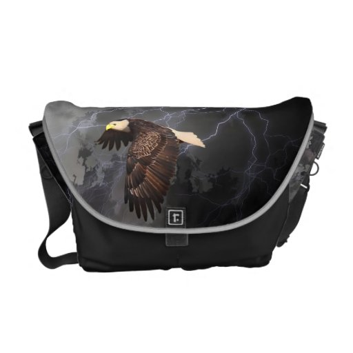 ABOVE THE STORM MESSENGER BAGS