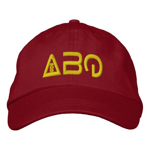 ABQ 505 EMBROIDERED BASEBALL CAP
