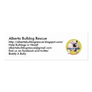 ABR Ambassador Cards Pack Of Skinny Business Cards