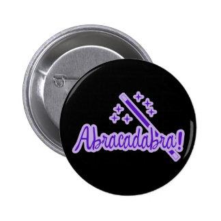 Abracadabra Buttons