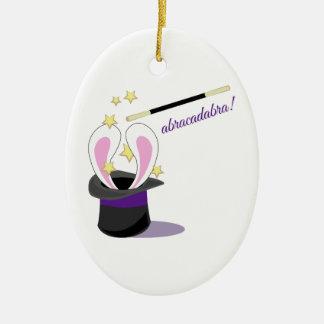 Abracadabra Hat Christmas Ornament