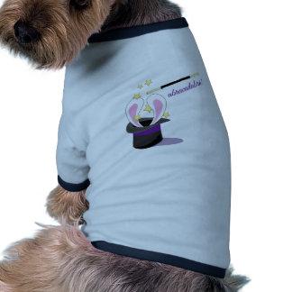 Abracadabra Hat Doggie T-shirt