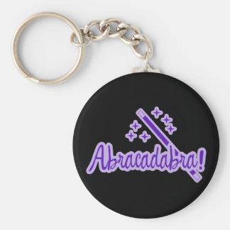 Abracadabra Keychains