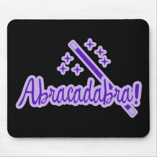 Abracadabra Mouse Pad