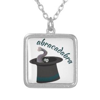 Abracadabra Pendant