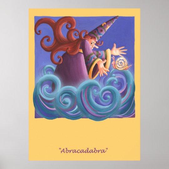 Abracadabra Poster