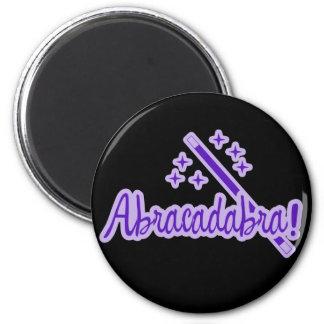 Abracadabra Refrigerator Magnet