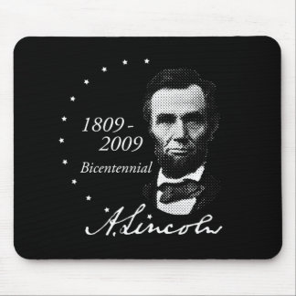 Abraham (Abe) Lincoln Bicentennial Mouse Pad
