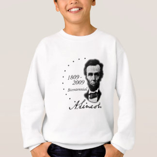 Abraham (Abe) Lincoln Bicentennial Sweatshirt
