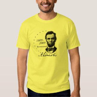 Abraham (Abe) Lincoln Bicentennial Tee Shirt