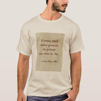 Abraham Bishop quote T-Shirt