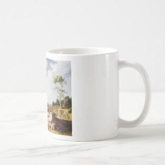 Abraham Bloemaert 24 Tares Basic White Mug