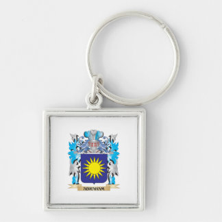 Abraham Coat Of Arms Keychains