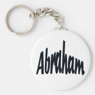 Abraham Key Chains