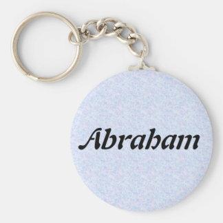 Abraham keychain