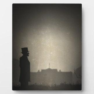 Abraham Limbo Plaque