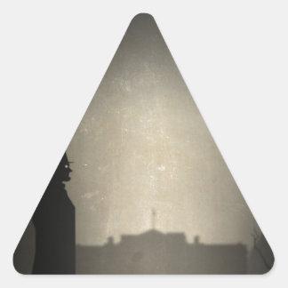 Abraham Limbo Triangle Sticker