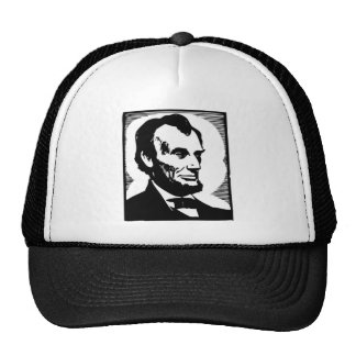 Abraham Lincoln, 16 President of the U.S. Cap