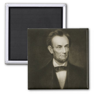 Abraham Lincoln, 16th President of the United Stat Magnet