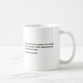 Abraham Lincoln 2 Coffee Mug