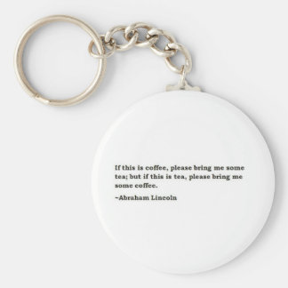 Abraham Lincoln 5 Key Chain