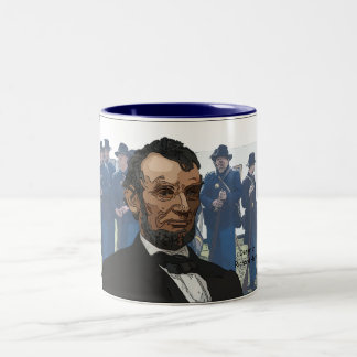Abraham Lincoln - American Civil War Mug