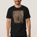"Abraham Lincoln and his cat ""Gloria""  3 Tshirts"