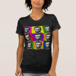 Abraham Lincoln Art Gifts---Unique 9 Photos Shirt