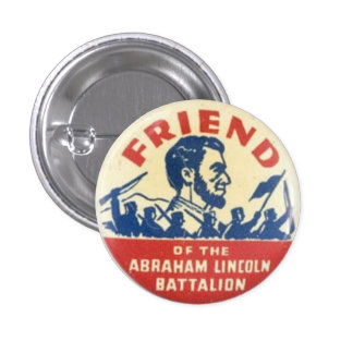 Abraham Lincoln Brigade Badge